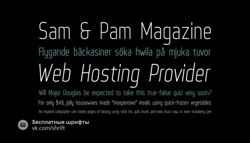 Download Webserveroff font (typeface)