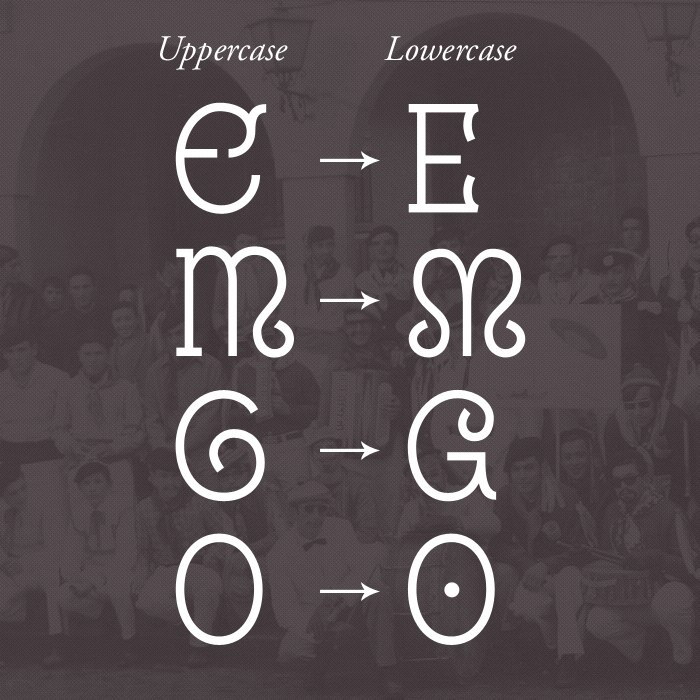 Download Uralita font (typeface)