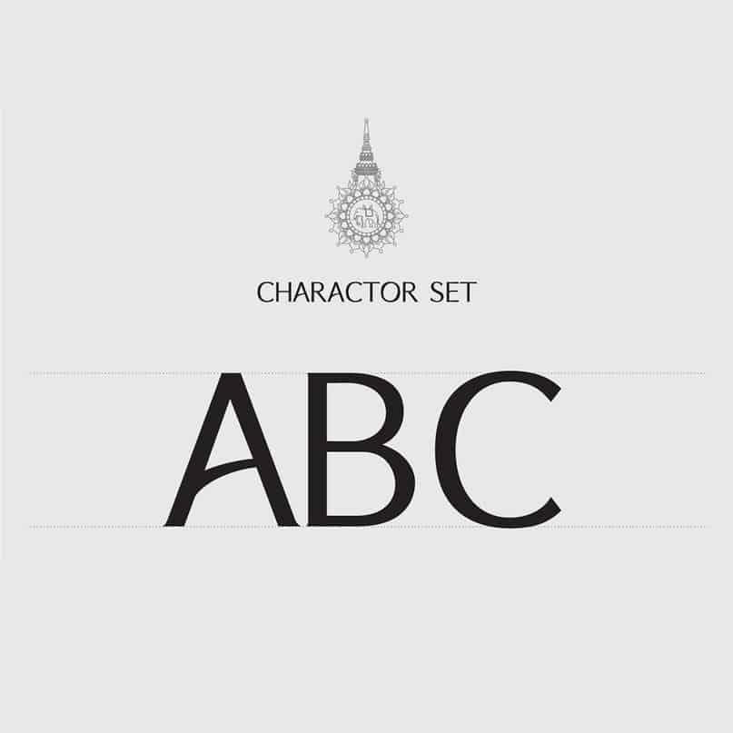 Download BSRU Bansomdej font (typeface)