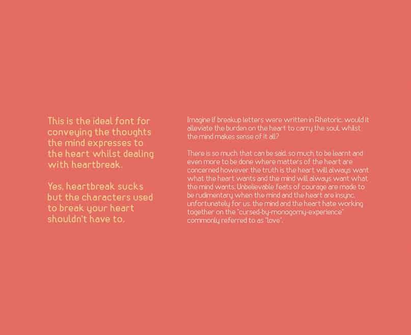 Download Rhetoric font (typeface)