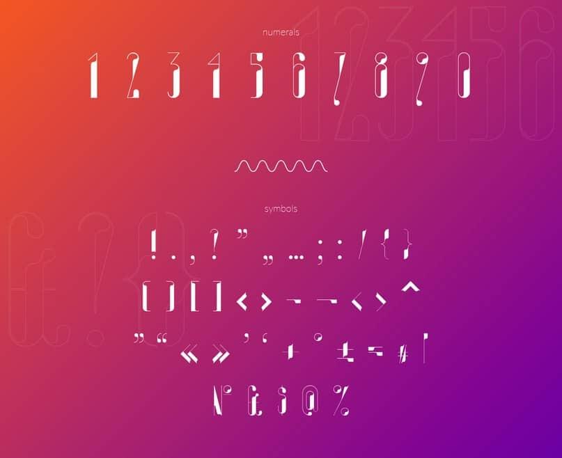 Download Invertor font (typeface)