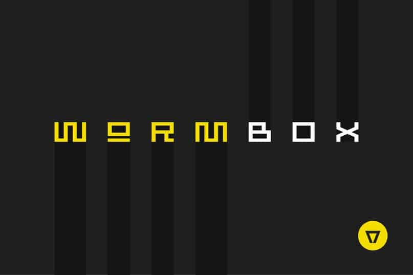 Download Wormbox nimavisual font (typeface)