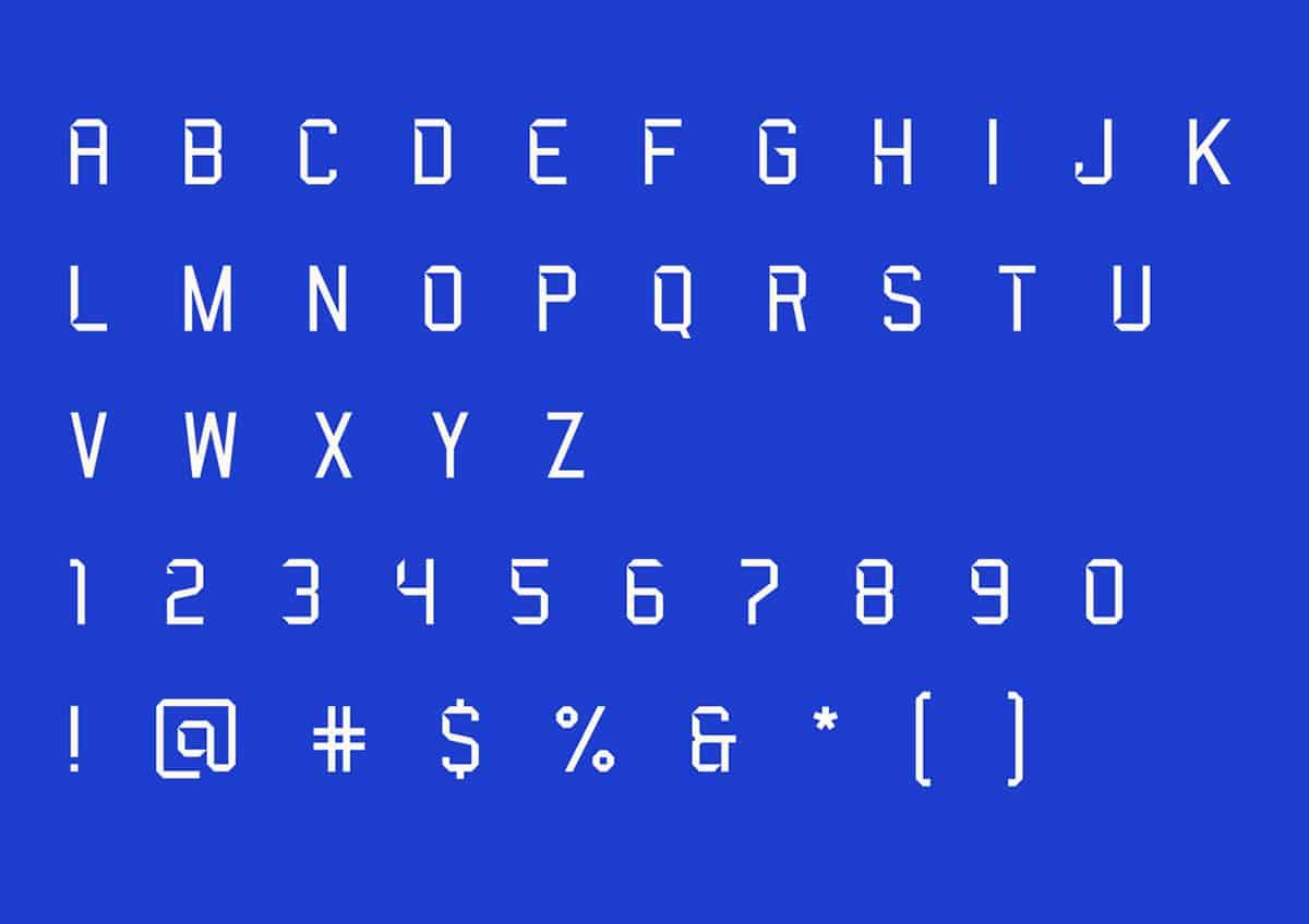 Download Bedel font (typeface)