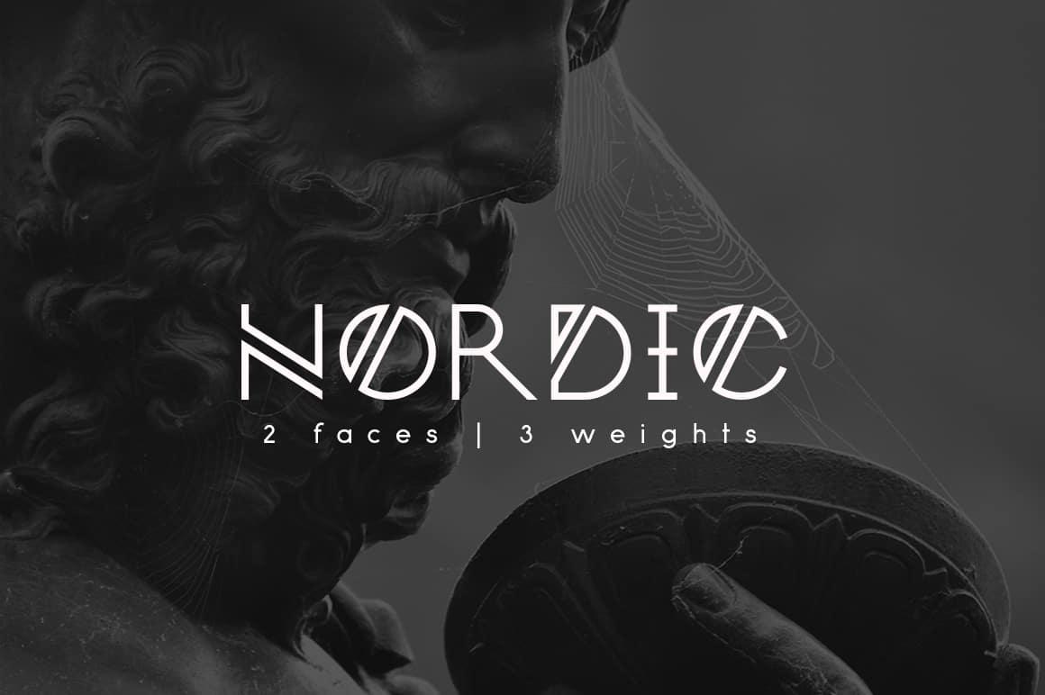 Download Nordic font (typeface)