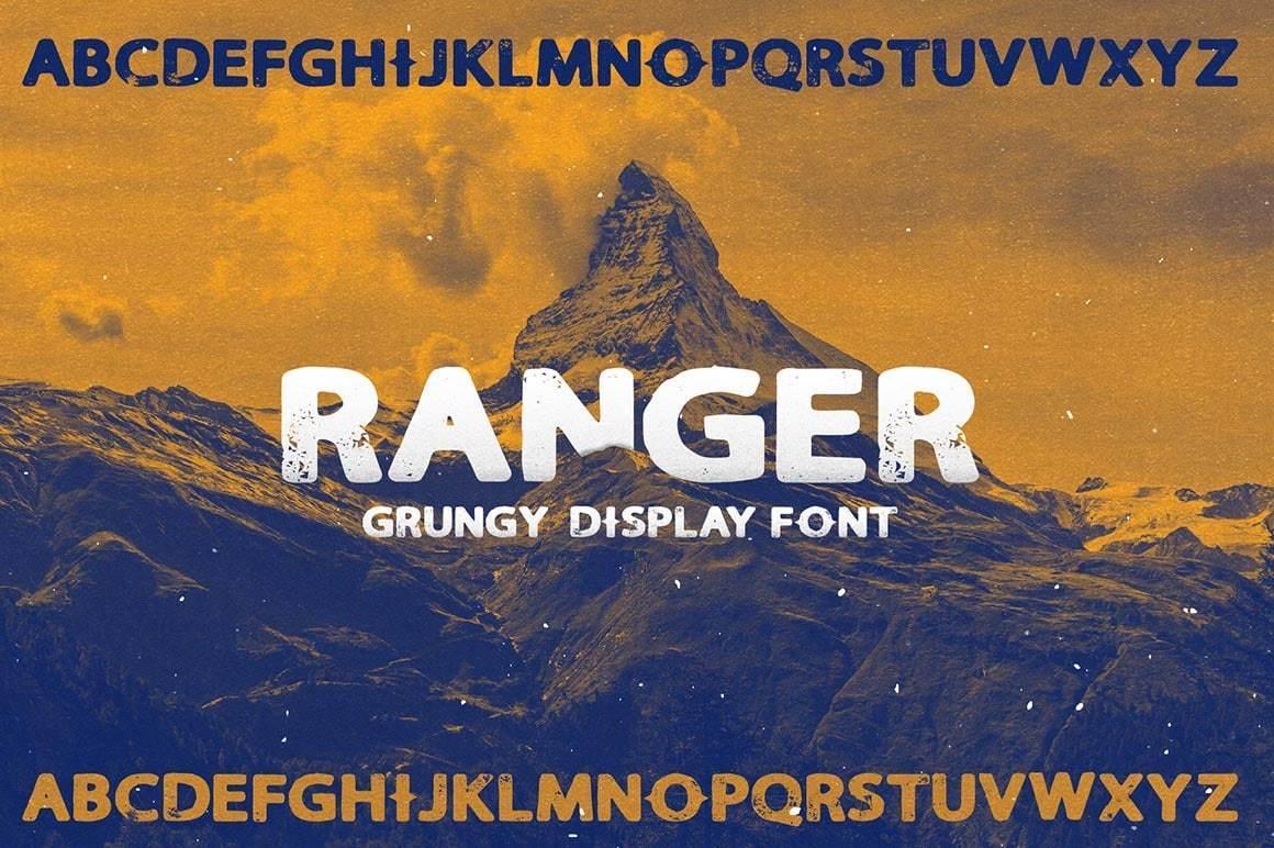Download Range font (typeface)