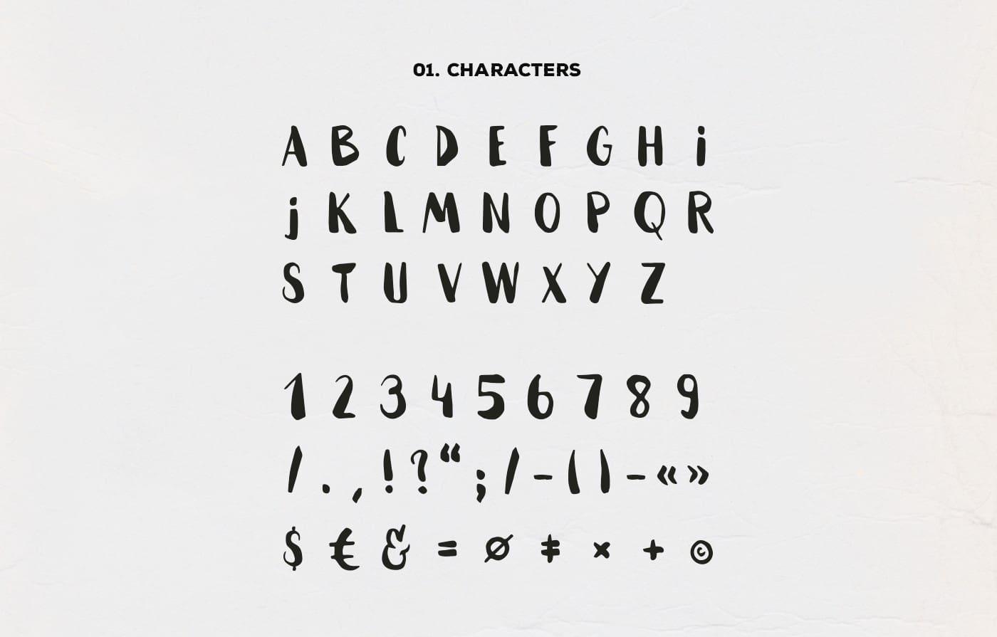 Download HAMMOCK font (typeface)
