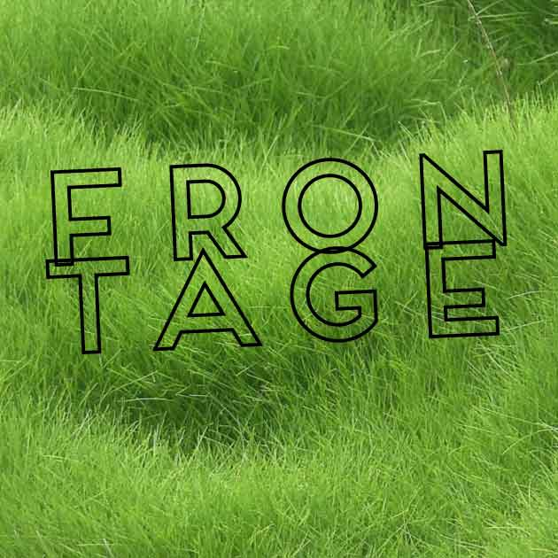 Download Frontage font (typeface)