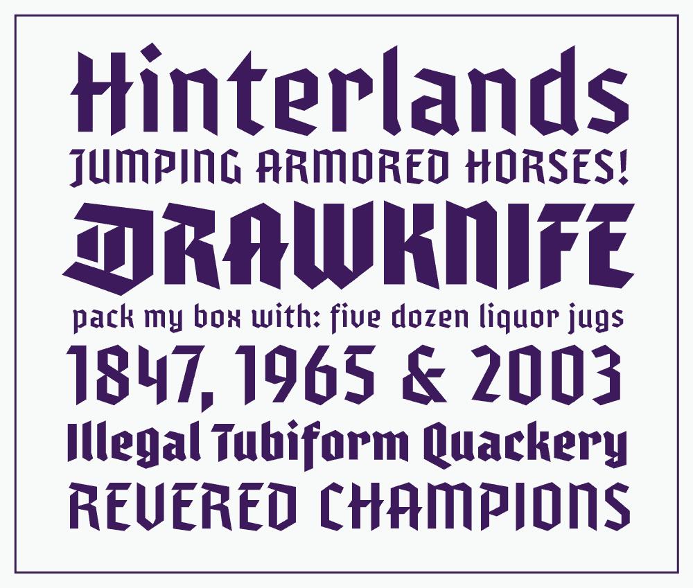 Download Varna font (typeface)