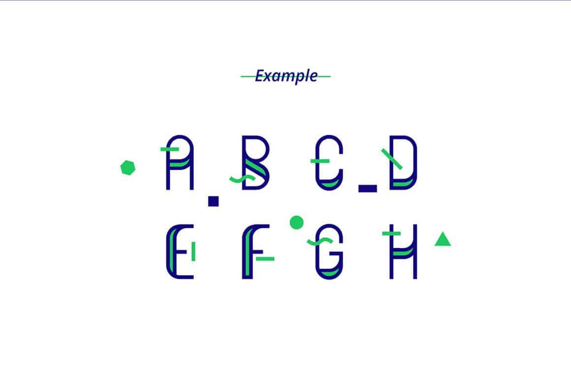 Download Zero font (typeface)