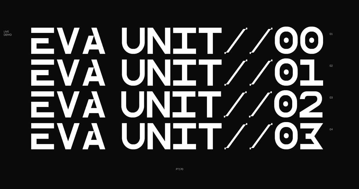 Download 23XX font (typeface)