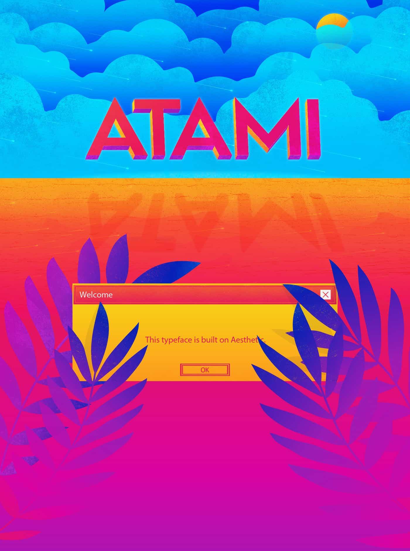 Download Atami (Full) font (typeface)