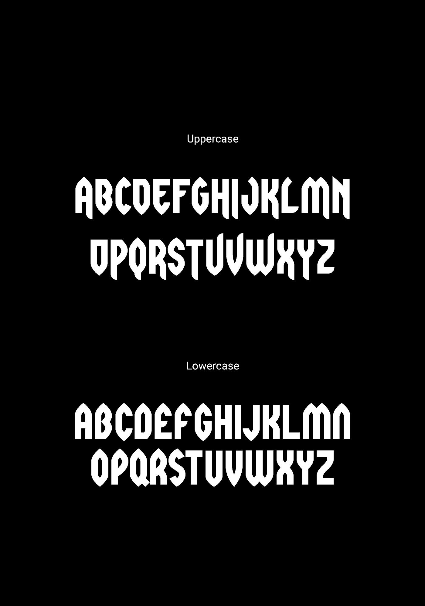 Download Viper Fangs font (typeface)