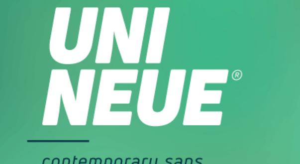 Download Uni Neue font (typeface)