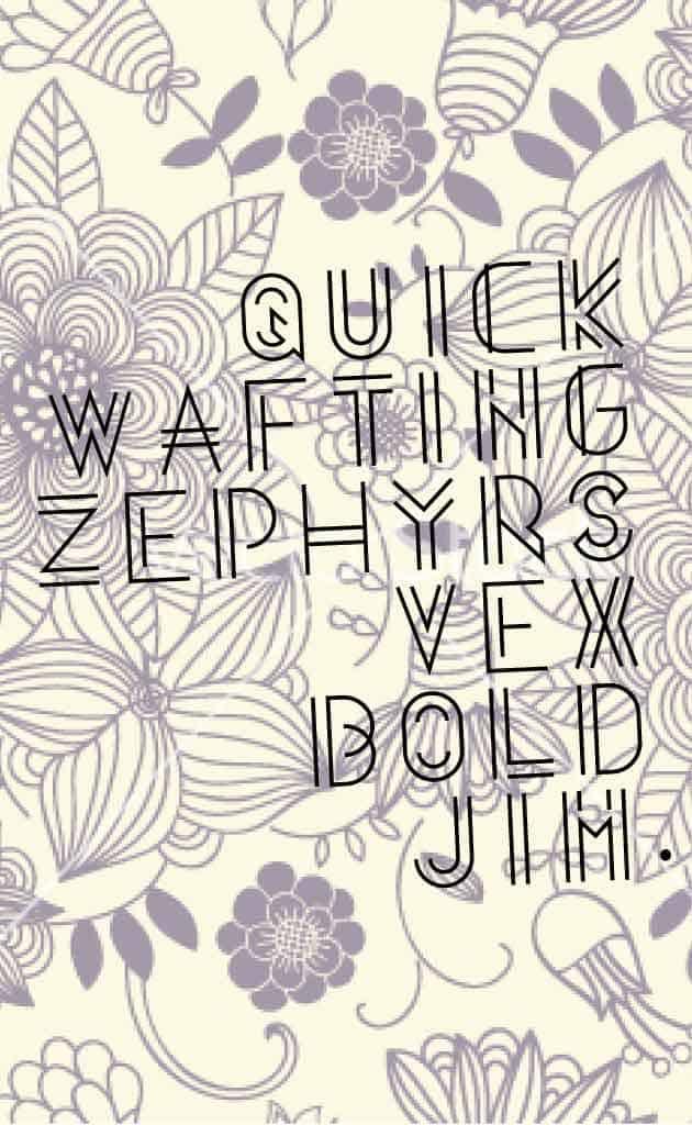 Download Quasith font (typeface)