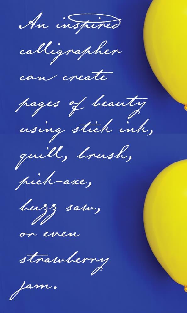 Download Emily Austin PRO font (typeface)