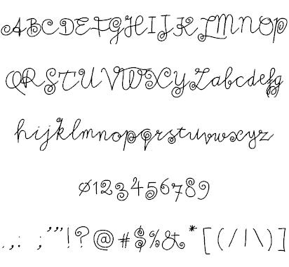 Download Milkmoustachio font (typeface)