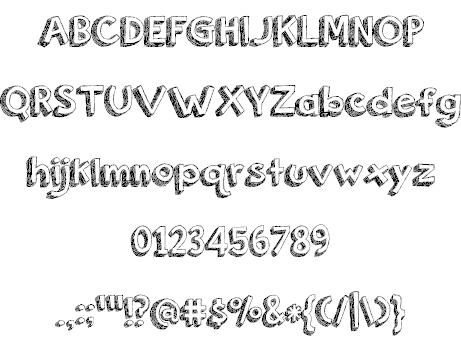 Download Orange Juice font (typeface)