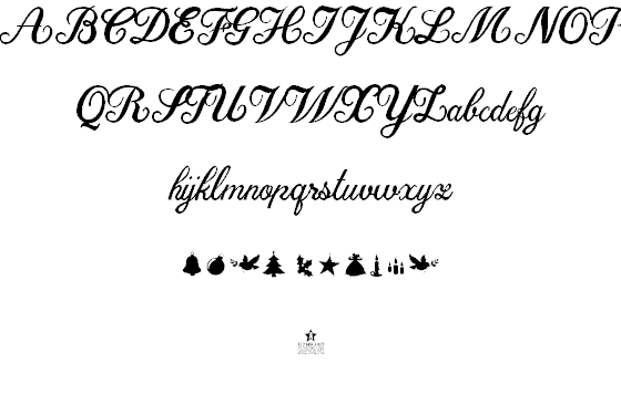 Download Christmas Time font (typeface)