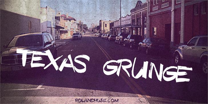 Download Texas Grunge font (typeface)