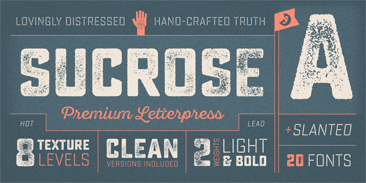 Download Sucrose Bold Two font (typeface)