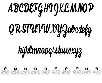 Download Wisdom Words font (typeface)