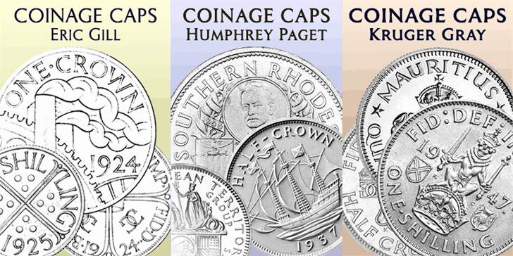 Download Coinage Caps Kruger Gray font (typeface)