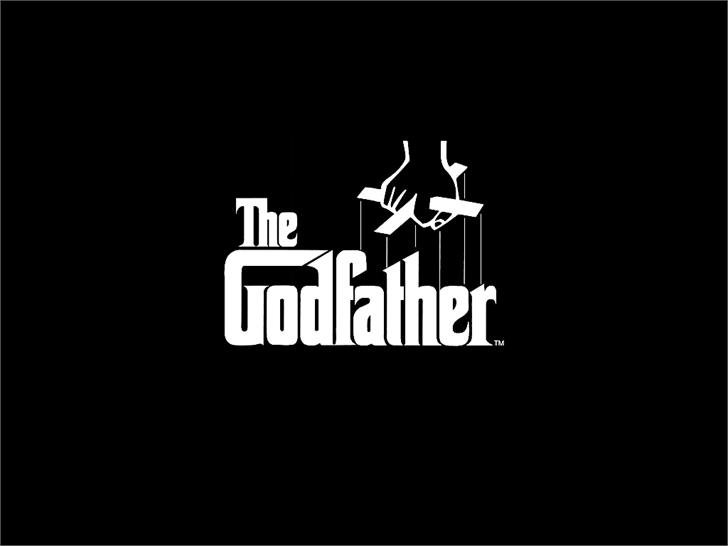 Download The Godfather font (typeface)