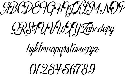 Crawley шрифт скачать бесплатно