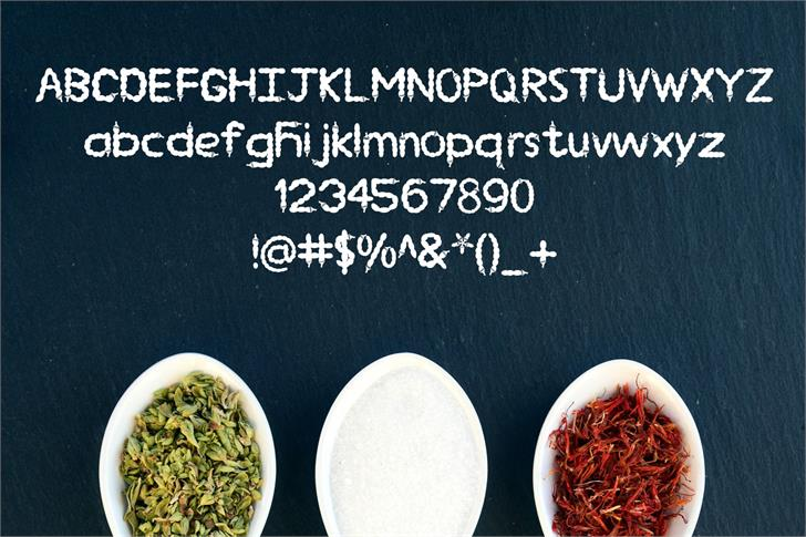 Download EP Chilli font (typeface)