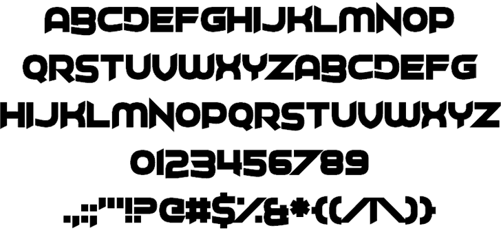 Download Project H font (typeface)
