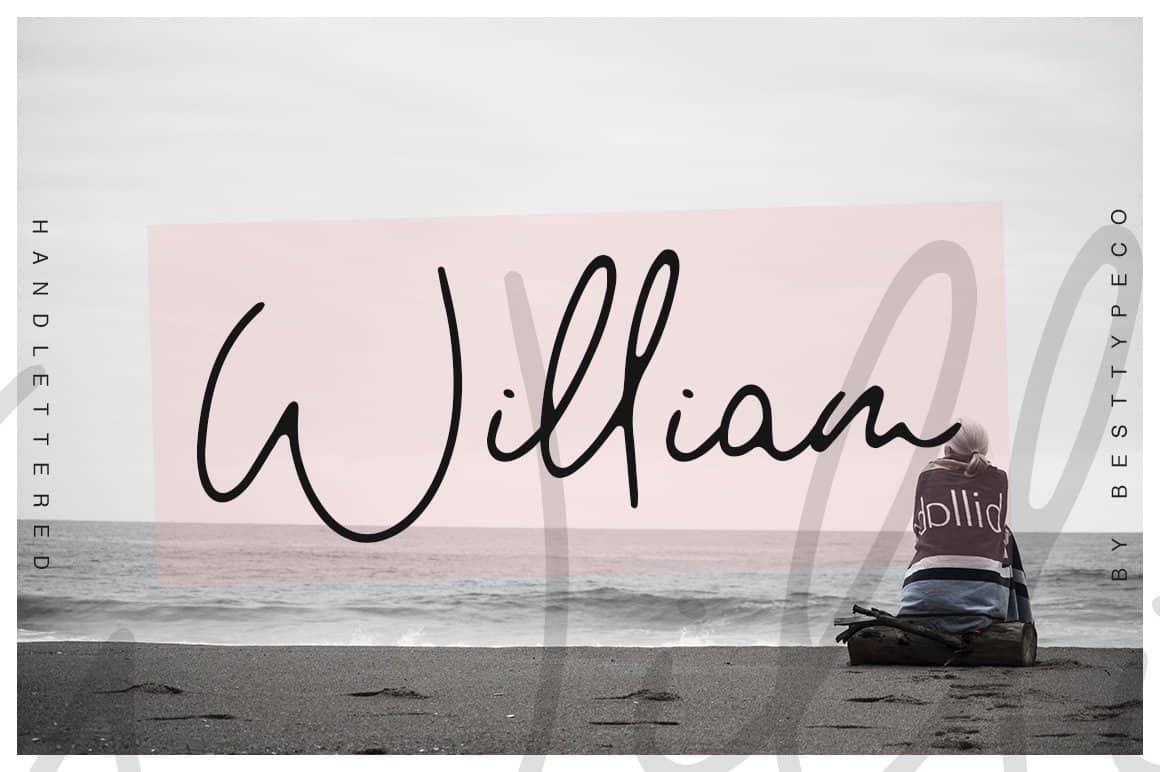 Download William font (typeface)
