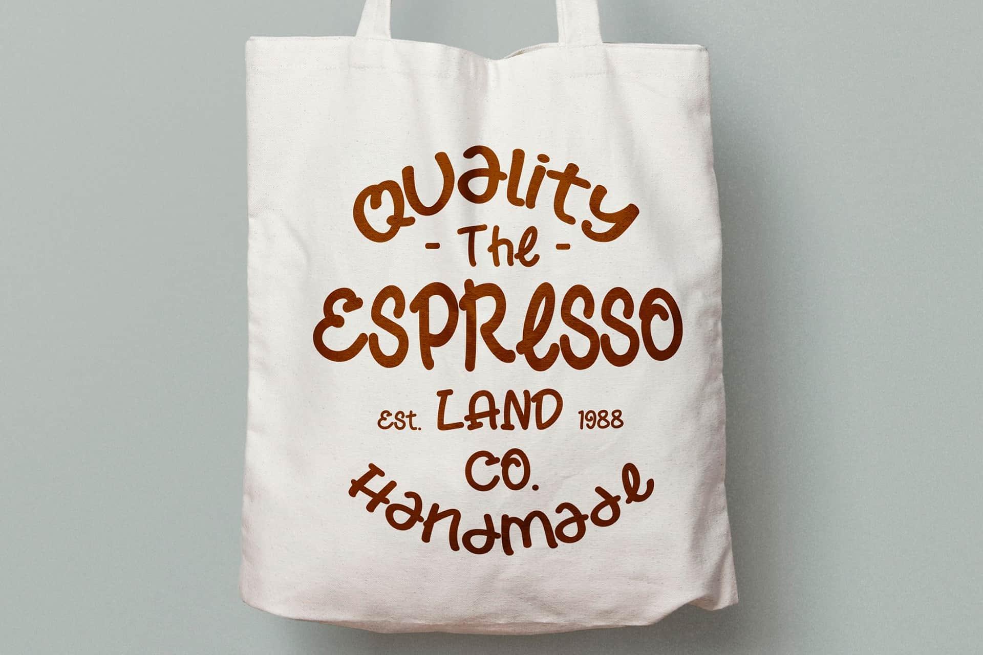Download Frappe Latte font (typeface)