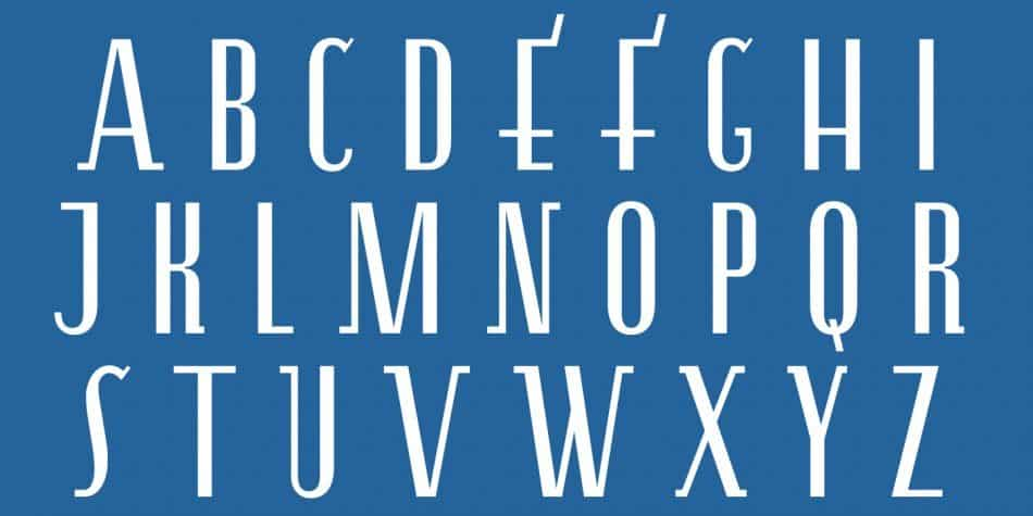 Download Esencia font (typeface)
