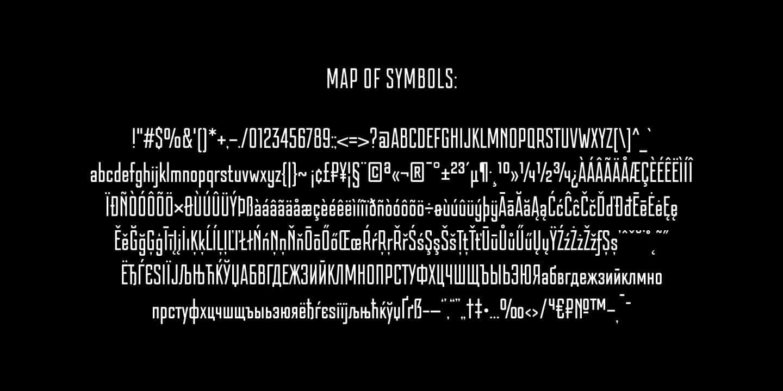 Download Kazmann San font (typeface)