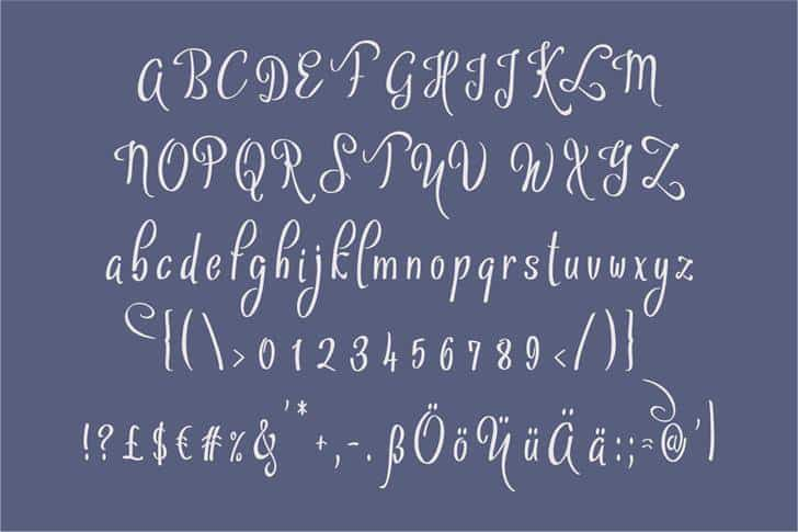 Download Sthencyl font (typeface)