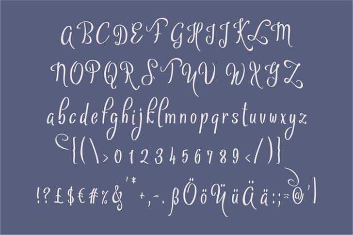 Sthencyl шрифт скачать бесплатно