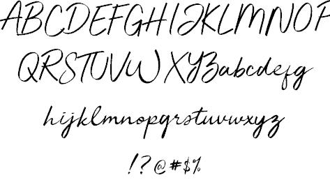 Download Jelytta font (typeface)