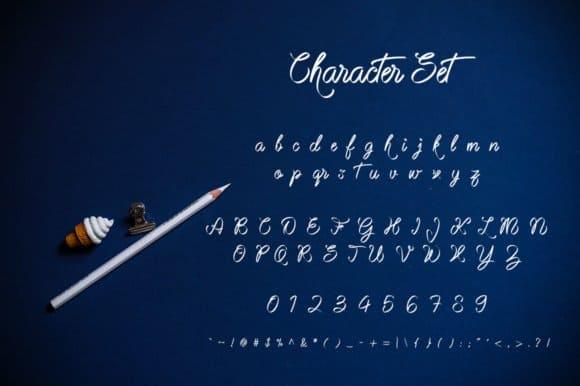 Download Asturo Ribbon font (typeface)