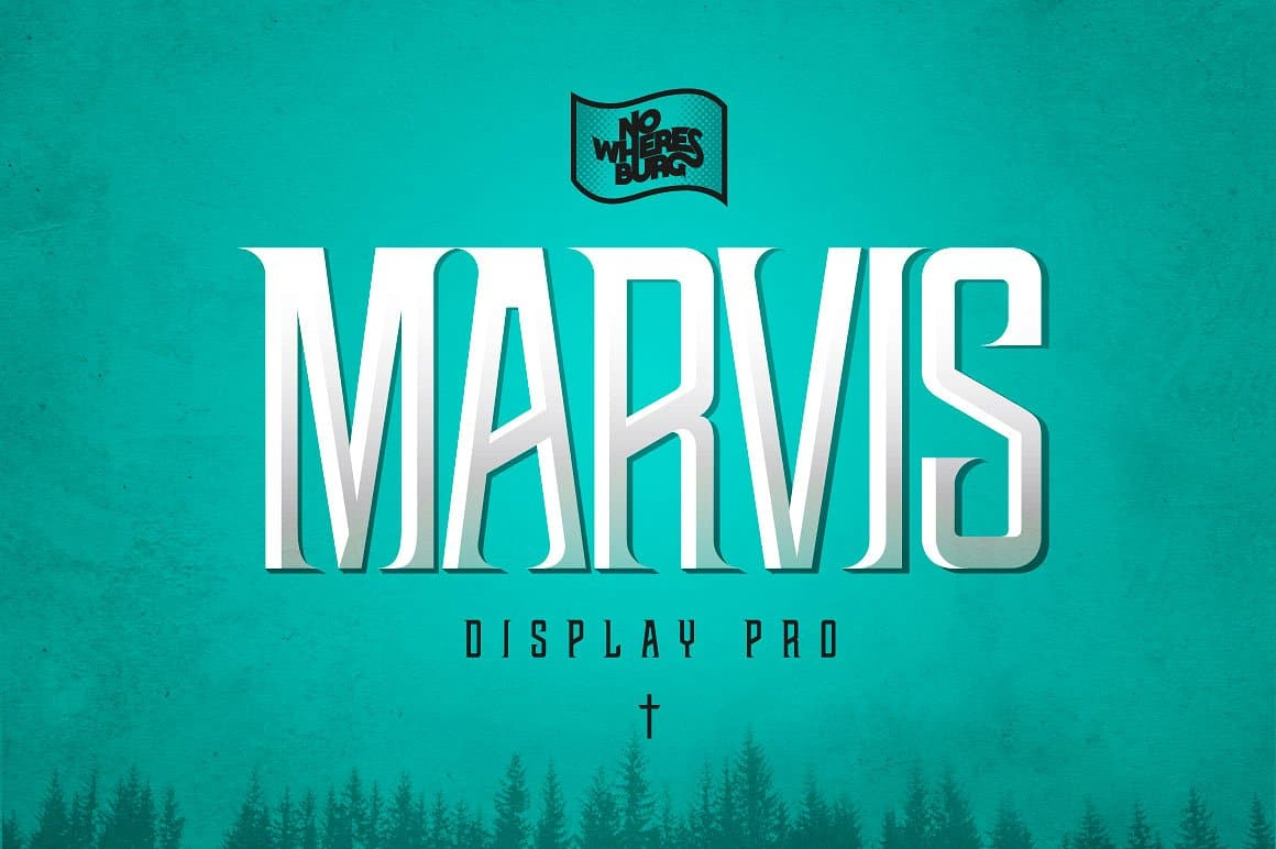 Download NWB Marvis  font (typeface)