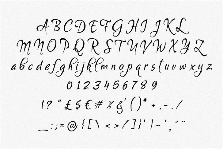 Download Kylets font (typeface)