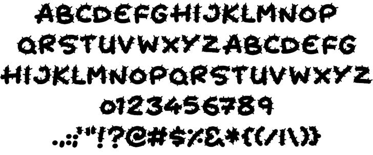 Download Cactus Cuties font (typeface)