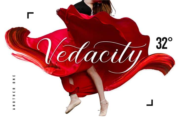 Download Vedacity font (typeface)