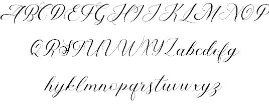 Abundant шрифт скачать бесплатно