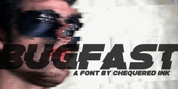 Download Bugfast font (typeface)