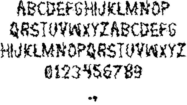 Download Petroleum St font (typeface)
