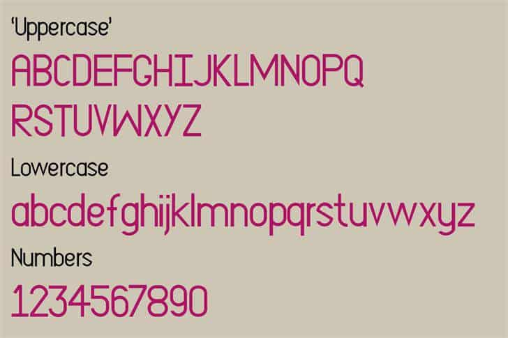 Download Dominate font (typeface)