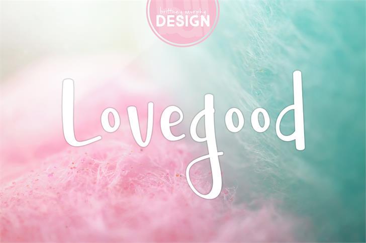 Download Lovegood font (typeface)
