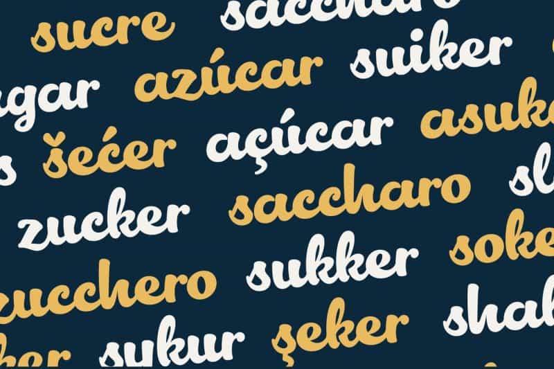 Download Lactosa Script font (typeface)