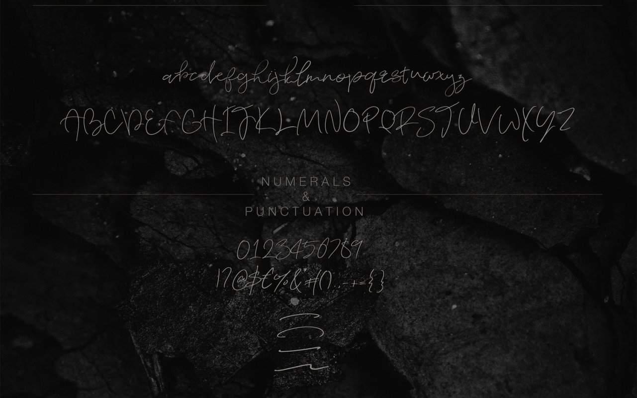 Download Mind font (typeface)
