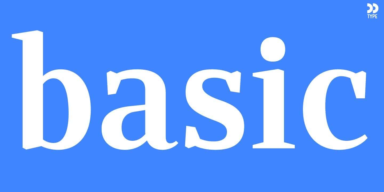 Download Rolleston Title Light font (typeface)